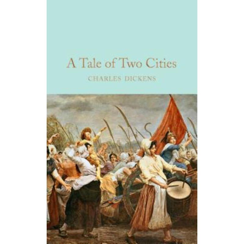 英文原版 A Tale of Two Cities 双城记 A Tale of Two Cities