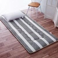 可折叠床垫学生宿舍单人薄床垫打地铺睡垫防潮垫双人家用吉易天