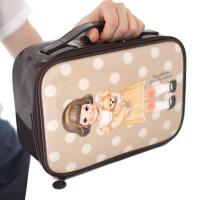大号化妆品收纳包  化妆箱 防水化妆包 女收纳袋