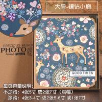 20180514194157352diy相册影集本手工情侣韩国创意浪漫粘贴式拍立得宝宝成长纪念册