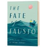Oliver Jeffers 现代寓言 浮士德的命运 英文原版 The Fate of Fausto 奥利弗杰弗斯绘本