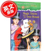现货 神奇树屋奇妙法术 英文原版 MAGIC TRICKS FROM THE TREE HOUSE 树屋的魔法小诡计