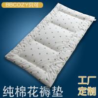 定做幼儿园床垫棉花婴儿床褥子纯棉新生儿秋冬被子儿童上下床被褥