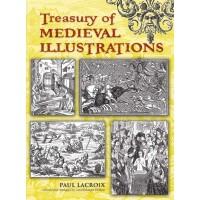 Treasury of Medieval Illustrations (【按需印刷】)