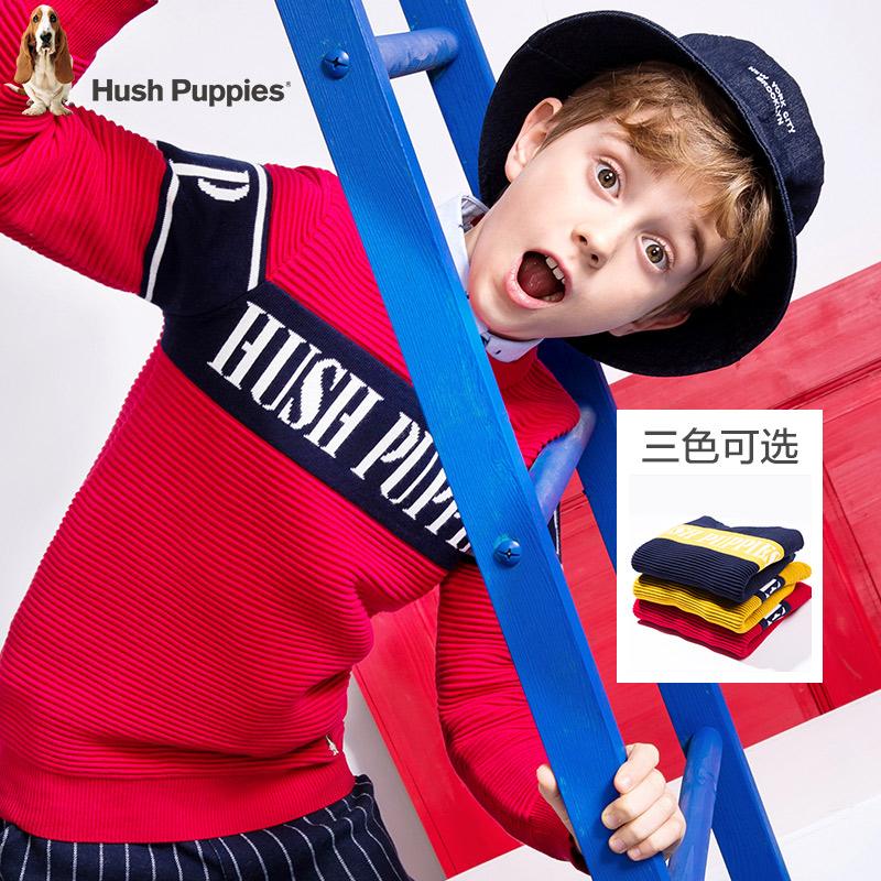 【秒杀价: 89元】暇步士童装春装新款套头衫大童针织衫男童线衣儿童圆领毛衣 开学欢乐购