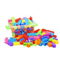 儿童塑料积木玩具3-6周岁益智男孩1-2岁女孩宝宝拼装拼插7-8-10岁