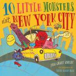 【预订】10 Little Monsters Visit New York City
