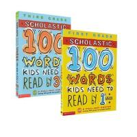 (100减20)【1-3年级】100 Words Reading Workbook Vocabulary 小学生100个词汇练习 单词练习册 学乐出版社 英文原版