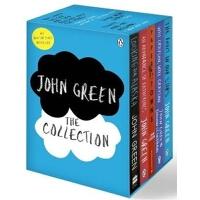 John Green Collection 英文原版 约翰・格林作品套装(包含:无比美妙的痛苦,那么多的凯瑟琳 ,寻找