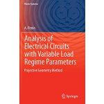 【预订】Analysis of Electrical Circuits with Variable Load Regi