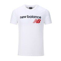 New Balance/NB 男装 运动休闲透气短袖T恤 AMT73581WT