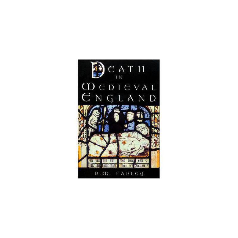 【预订】Death in Medieval England 美国库房发货,通常付款后3-5周到货!