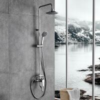 淋浴花洒套装全铜挂墙式浴室沐浴器淋雨花洒喷头套装