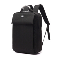 商务背包双肩电脑包男女4寸5.6寸韩版学生书包时尚休闲旅行背包