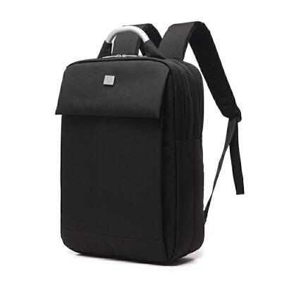商务背包双肩电脑包男女4寸5.6寸韩版学生书包时尚休闲旅行背包 发货周期:一般在付款后2-90天左右发货,具体发货时间请以与客服协商的时间为准