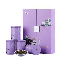 八马茶叶 茉莉花茶特种烘青茉莉花茶爱上茶叶礼盒装240g