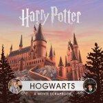 英文原版 哈利波特:霍格沃茨:电影剪贴簿 精装 Harry Potter: Hogwarts: A Movie Scr