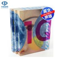 现货英文原版 1q84: 3 Volume Boxed Set 1q84:3册盒装套装 村上春树 Haruki Mura