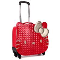 拉杆箱女可爱儿童卡通旅行箱万向轮学生行李箱潮登机箱韩版皮箱子