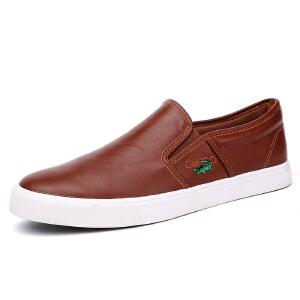 卡帝乐鳄鱼男鞋跑步鞋男士运动鞋透气休闲鞋春夏板鞋新品旅游鞋男