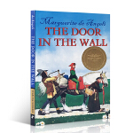 英文原版 The Door in the Wall 墙上的门 纽伯瑞金奖小说 Marguerite de Angeli