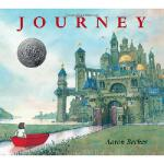 Journey 不可思议的旅程 凯迪克获奖绘本