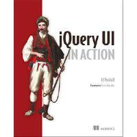 【预订】Jquery Ui in Action