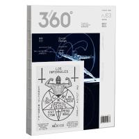 包邮全年订阅 Design 360°观念与设计创意设计杂志香港繁体中文 年订六期