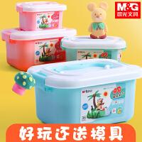 晨光(M&G)文具12色24色36色超轻粘土 彩泥4D橡皮泥 儿童手工DIY玩具(适合3岁以上)盒装