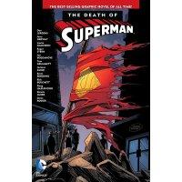 超人之死 DC漫画 英文原版 The Death of Superman 美国华纳DCY英雄 超人 美漫 美国漫画 书籍