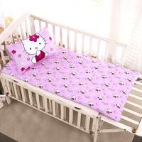 幼儿园床垫褥子午睡小垫子纯棉宝宝婴儿床褥棉花被褥加厚儿童垫被 +枕头
