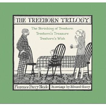 【预订】The Treehorn Trilogy 预订商品,需要1-3个月发货,非质量问题不接受退换货。