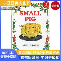 英文绘本 原版进口Small Pig  小猪(I Can Read,level 2) [4-8岁]