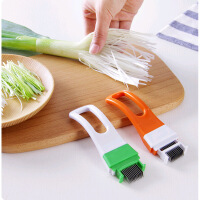 厨房用品用具多功能切菜小工具大葱切丝刀切葱丝神器实用创意厨具 图片色