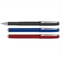 宝克中性笔PC1888 商务签字笔 签字笔 水笔0.7mm 黑/红/蓝色 12支/盒