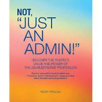 【预订】Not Just an Admin!
