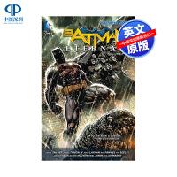 英文原版 DC系列 蝙蝠侠不朽传奇漫画 第一卷 Batman Eternal Vol. 1 (The New 52) 神