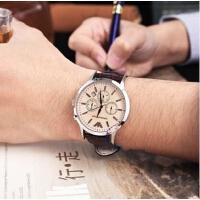 Armani阿玛尼手表男士腕表时尚休闲石英表皮带防水AR2433