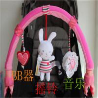 ?新生婴儿音乐车夹推车床挂件0~6-12个月 宝宝座椅床铃玩具0-1岁?