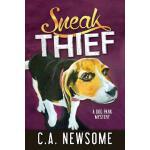 【预订】Sneak Thief: A Dog Park Mystery 9780996374200