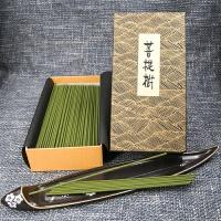 日本大�k 大发 菩提树 分装10支 进口熏香 线香 室内香薰 新品促 整盒约300支 大�k 菩提树