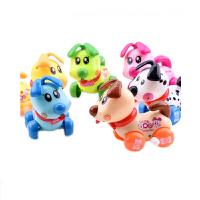 婴儿玩具会跑小动物儿童宝宝上链发条玩具0-1-3岁男女孩