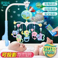 婴儿手摇铃玩具0-3-6-12个月幼儿新生儿8宝宝0-1岁男孩女孩益智5
