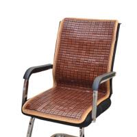 夏天办公室老板椅凉席坐垫靠背 夏季电脑椅座垫靠垫 凉垫椅子透气