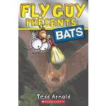 Fly Guy Presents: Bats 苍蝇小子小科普:蝙蝠 ISBN9780545778138