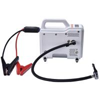 自驾游汽车载可充电式铁锂电池应急启动电源打充气泵多功能一体机 启动6升排量汽柴油车款+全套配件
