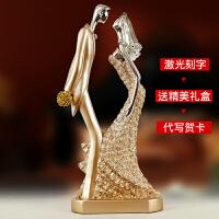 装饰挂件摆件实用结婚礼物创意家居装饰品*送闺蜜朋友新婚庆礼品工艺品摆件