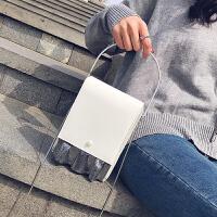 2018新款盒子包小方包晚宴��l手�C�A�h手提斜挎女包迷你小手拎包