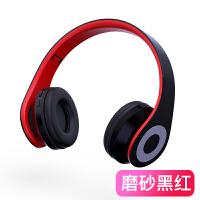 EQ01耳机头戴式无线蓝牙重低音运动耳麦插卡手机电脑FM 官方标配