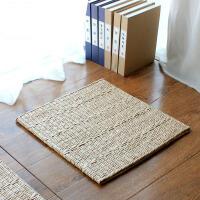 草编榻榻米坐垫蒲团禅修瑜伽拜佛垫子椅垫